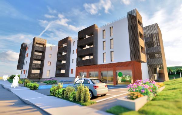 ACTU PROJET : Labellisation R2S pour la Résidence de logements inclusifs à Duclair