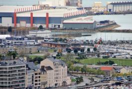 Restructuration de la Capitainerie de Port Chantereyne (Cherbourg-Octeville - 50)