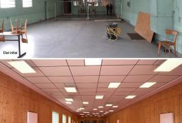 Réhabilitation de l'Espace Prévert à Neufchâtel-en-Bray (76)