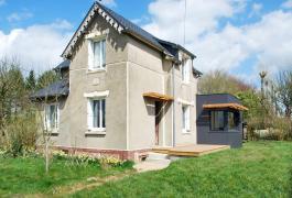 Agrandissement contemporain pour une maison après-guerre à Motteville (76)