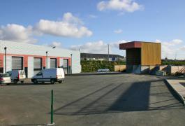 Centre communautaire de services  techniques à Bolbec (76)