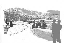 Visuels et photomontages pour FOLIUS Ecopaysage à Sainte Marie des Champs