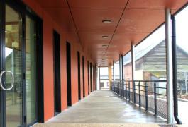Restructuration et extension de la salle communale Paul Godefroy (76)