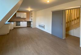Rénovation d'un appartement locatif à Caudebec-en-Caux (76)