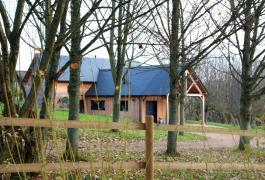 Maison bois entre tradition et modernité en Pays d'Auge (14)