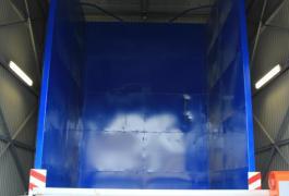 Quai de transfert de déchets propres et secs recyclables à Ecostu'air (76)