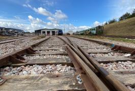 Unité de démantèlement et désamiantage ferroviaire à Grémonville (76)