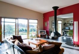 Maison rurale contemporaine (Cuverville en Caux -76)