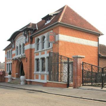 Réhabilitation du Théâtre des Bains Douches d'Elbeuf-sur-Seine (76)