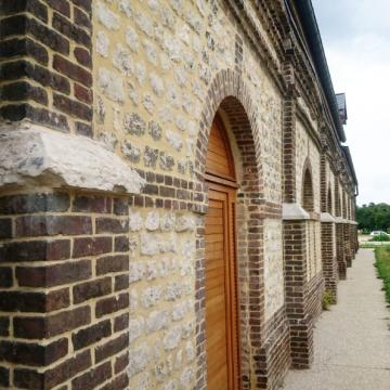 Ferme des Deux Lions  / espace culturel et artistique, à Canteleu (76)