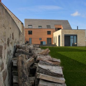 Maison labellisée PassivHauss au coeur du Parc Naturel Régional du Vexin